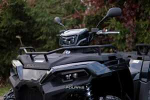 Sportsman 570 EPS Black Pearl LE – Model 2022